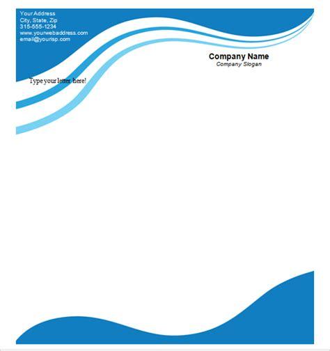 sle letterhead template 42 free documents in pdf