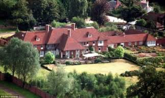 prince andrew s sunninghill park in berkshire mansion has