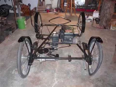 building my horseless carriage slide show