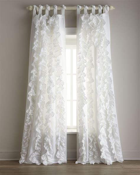 white ruffle curtains 96 ruffle curtains 108 homeminimalis com