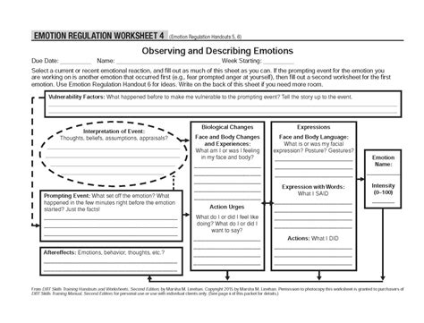 Therapy Worksheets For Adults by 100 Self Improvement Worksheet Your Therapy