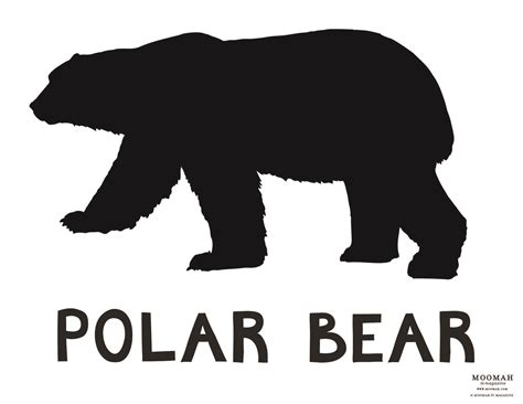 bear silhouette tattoo polar silhouette search tattoos