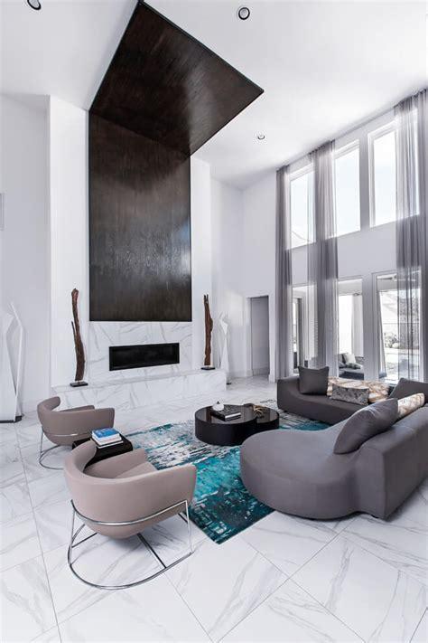 desain interior rumah kontemporer contoh desain interior rumah kontemporer modern desain