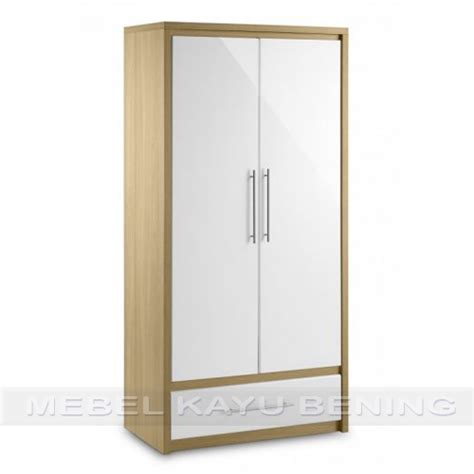 Lemari Kayu Jati 2 Pintu lemari lemari pakaian lemari pakaian jati lemari