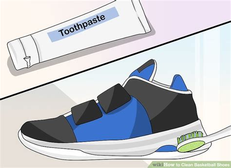 7 Steps To Clean And Fresh Workout Shoes by 3 Ways To Clean Basketball Shoes Wikihow