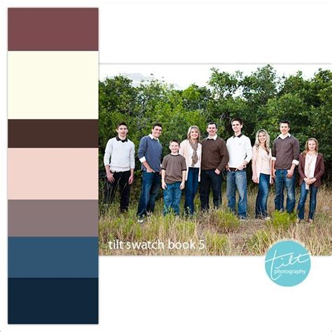 family picture color ideas click on the link great ideas of mixing colors and