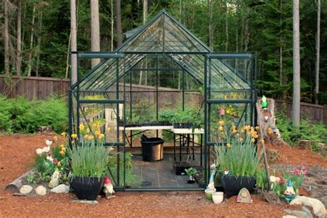 Vegetable Garden Greenhouse How To Grow A Greenhouse Vegetable Garden One Hundred