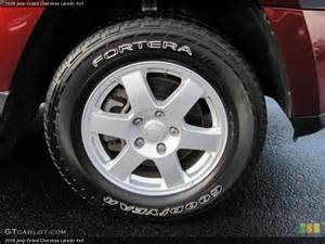 Tires And Wheels Laredo 2008 Jeep Grand Laredo 4x4 Wheel And Tire Photo
