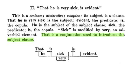 section 20 gbh sentence complex sentence whose subject is a clause english
