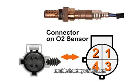 oxygen sensor resistor part 1 how to test p0135 o2 heater 1996 2001 dodge 3 9l 5 2l 5 9l