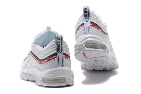 Nike Air 97 Undefeated White Ua Version undefeated x nike air max 97 og sail white gorge green speed for sale hoop