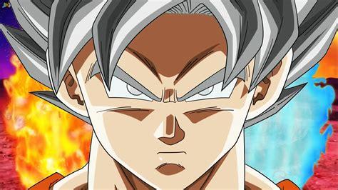imagenes de goku ultima fase dragon ball super goku super sayajin dios blanco 191 la
