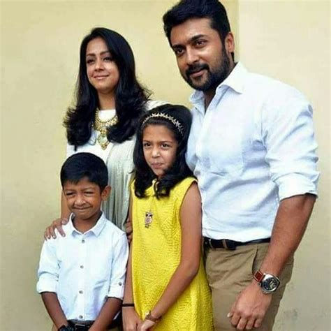 tamil actor jyothika photos surya jyothika daughter and son photos best image of