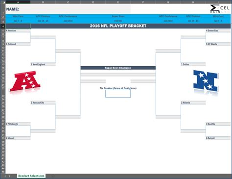 nfl playoff bracket template nfl playoff bracket template gallery template design ideas