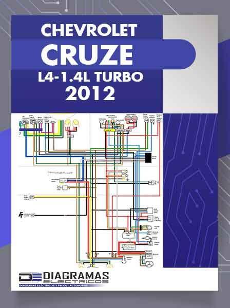 diagrama electrico chevrolet cruze  turbo