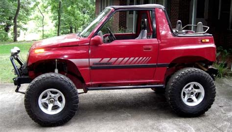 vitara jeep 28 best geo tracker images on pinterest 4x4 jeeps and
