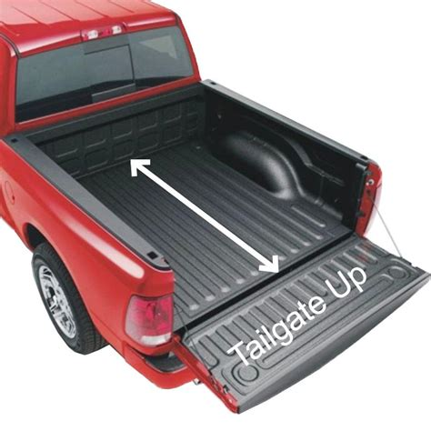 standard truck bed size rightline gear 110730 full size standard truck bed tent 6 5 feet bed tents amazon canada