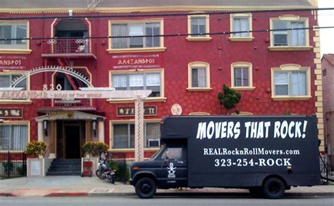 house movers los angeles house movers los angeles real rocknroll movers los angeles the moving company that rocks