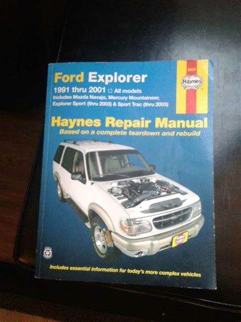 manual repair autos 1991 ford explorer auto manual best haynes repair manual ford explorer 1991 2001 for sale in sarnia ontario for 2018