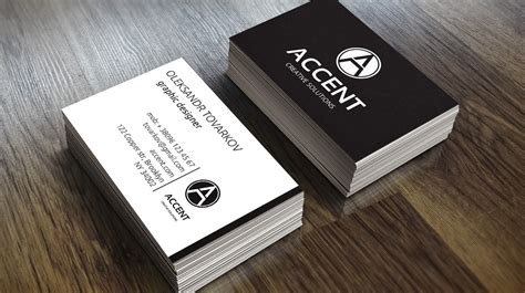 business card logos graphics