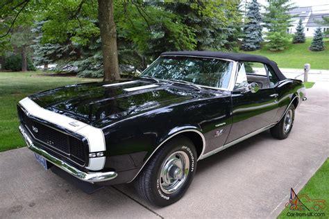 67 camaro ss 396 1967 rs ss 396 camaro convertible