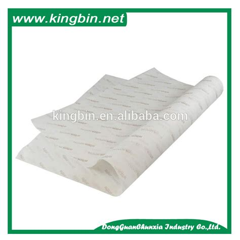 tissue paper manufacturing process 17g acid free tablet