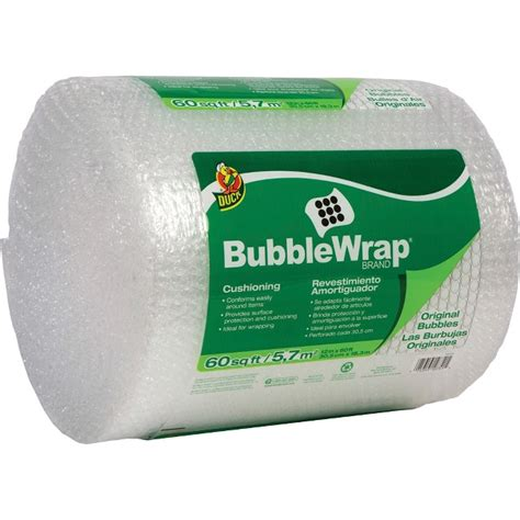 Spesial Buble Wrap Packing bubblewrap packaging 12 x60 clear ducbw60 wrap