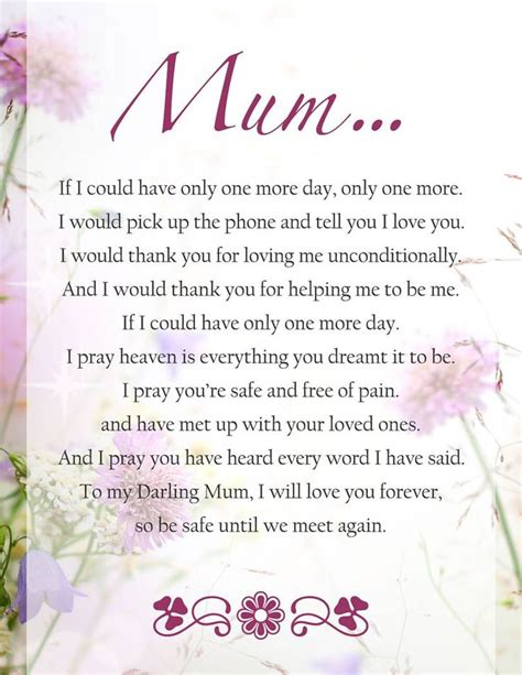 funeral poems memorial poems to read at a funeral free 14 best images about funeral readings poems on pinterest