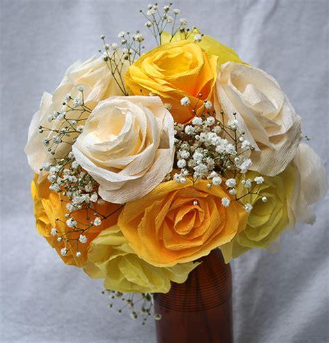 Make Crepe Paper Roses - diy crepe paper roses