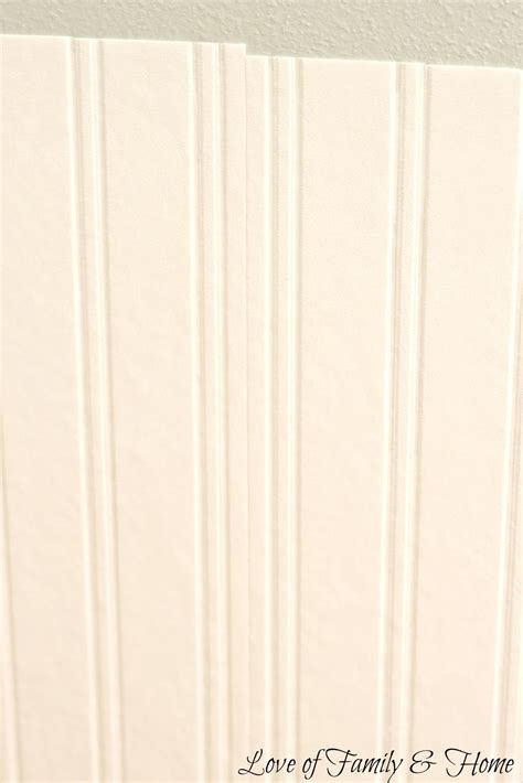 beadboard wall paper beadboard wallpaper tutorial of family home