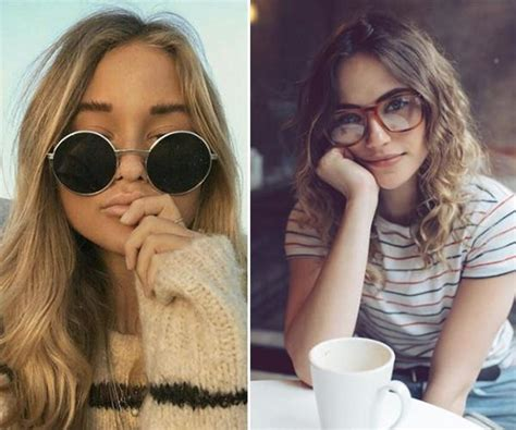 style wide nose how to rock oversized frames if you have a petite face