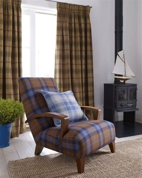Purple Tartan Chair 45 Best Images About Wool Fabrics On