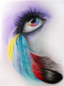 drawing color eye drawing colour pencil images