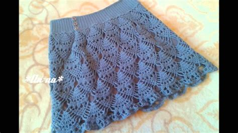 hermosa falda de ni 241 as modernas tejida a crochet youtube falda para nia crochet faldas para ni 241 as a crochet