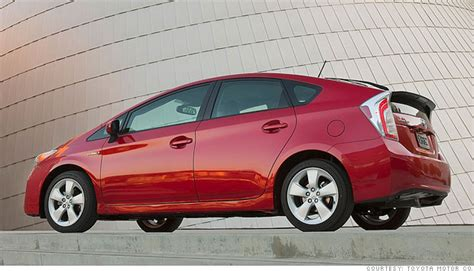 8 Cool Fuel Efficient Vehicles by 8 Great Fuel Efficient Cars Overall Ch Toyota Prius