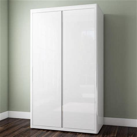 High Gloss White Wardrobes by White High Gloss Wardrobe Furniture123