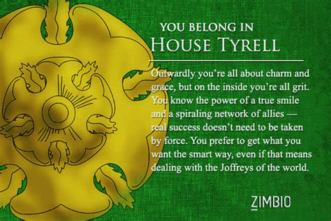 game of thrones house quiz which game of thrones house are you quiz zimbio