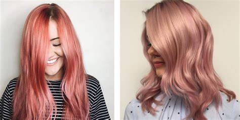gold hair color how to rock gold hair color this summer matrix