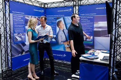 traliccio americano trusswire x20 tv exhibition exhibiotionstand design