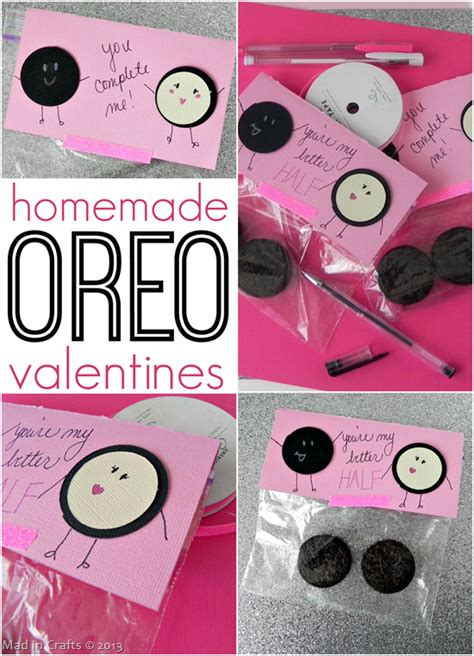 valentines day gift idea for oreo s day gift idea for crafty morning