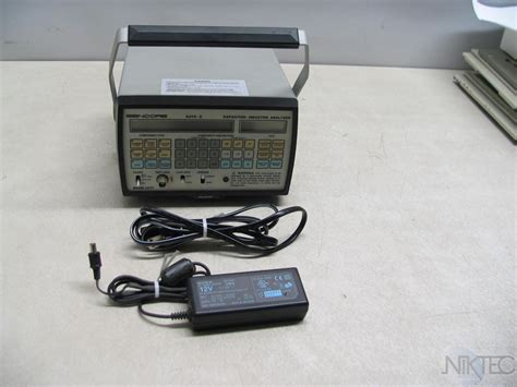 sencore lc 77 capacitor inductor analyzer tester z meter auto z ebay