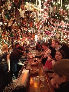 rolf s bar restaurant holiday decor restaurants 1000 images about christmas ideas on pinterest