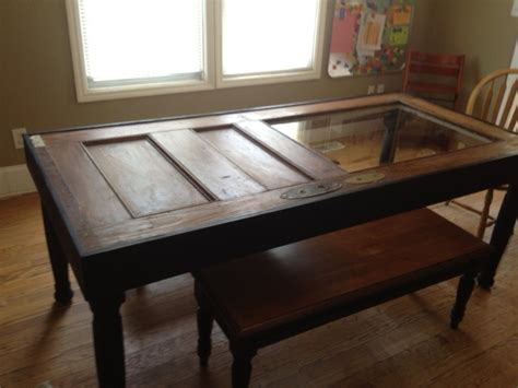 dining table dining table made old door 14 best images about doors made into tables on pinterest