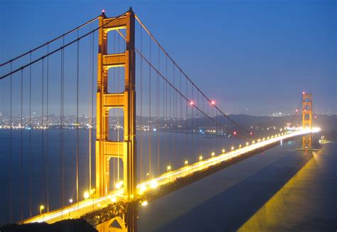 the bridge and the golden gate bridge the history of americaã s most bridges books datei golden gate bridge bei nacht jpg