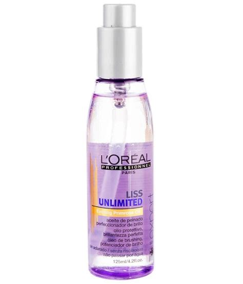 Loreal Hair Serum l oreal professionnel liss unlimited serum 125 ml buy l