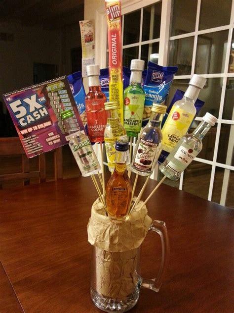mini alcohol gift   office fundraiser acute myeloid leukemia