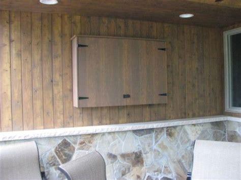 outdoor tv wall mount cabinet outdoor tv cabinet outdoor ideas wall