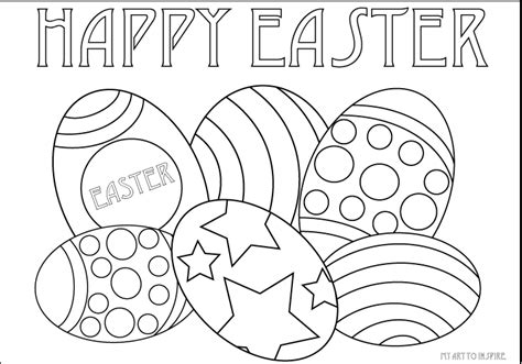 free printable easter coloring pages crafts easter egg coloring sheets my to inspire