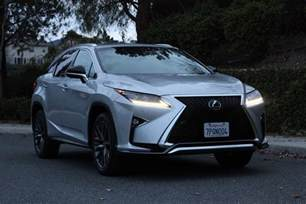 Lexus Rx350 Reviews 2016 Lexus Rx 350 F Sport Review Gadgetrytech