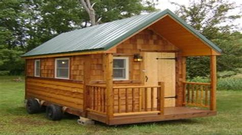 small portable homes cabins portable cabins on wheels